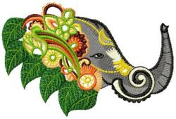 Ornamental Elephant 002