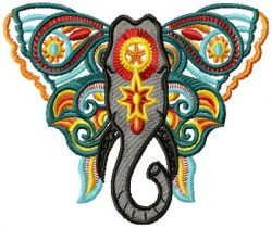Ornamental Elephant 003