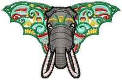 Ornamental Elephant 004