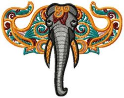 Ornamental Elephant 006