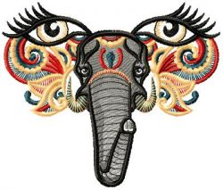 Ornamental Elephant 008