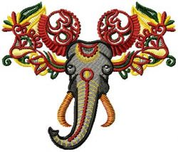 Ornamental Elephant 009