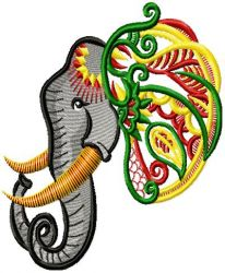 Ornamental Elephant 010