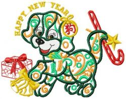 Funny Chinese Zodiac 011 ― Oriental-embroidery store for embroidery designs