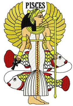 Isis is Pisces