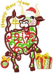 Funny Chinese Zodiac 012 ― Oriental-embroidery store for embroidery designs
