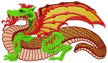 Creative Chinese Dragons set 1