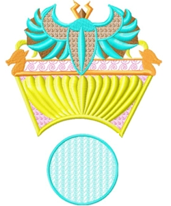 bowl004 embroidery design