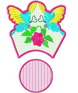 bowl005 embroidery design