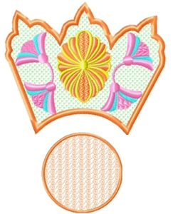 bowl010 embroidery design