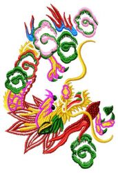 Creative Chinese Dragons set 2