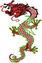 Chinese Dragons set 2 - 010