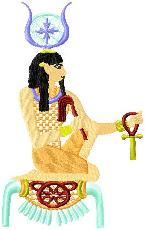 egyptianscenes002 embroidery design