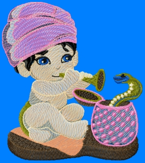 indianboy001 embroidery design