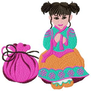 koreankids002 embroidery design