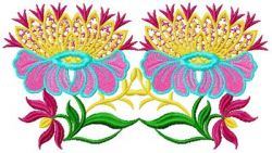 oriental Ribbon 005 ― Oriental-embroidery store for embroidery designs