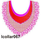 lcollar067 embroidery design
