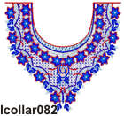 lcollar082 embroidery design