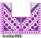 lcollar098 embroidery design