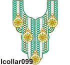 lcollar099 embroidery design
