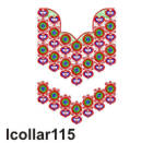 lcollar115 embroidery design