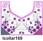 lcollar169 embroidery design