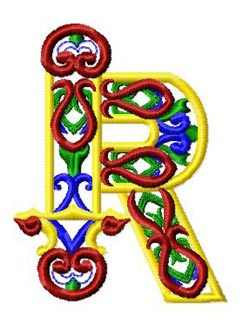 oletter0r embroidery design