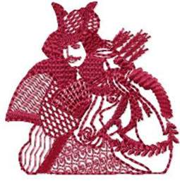 redworksamurai003 embroidery design