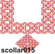 smallcollars015 embroidery design