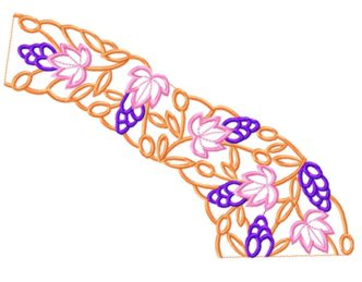 smallcollars023 embroidery design