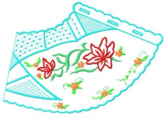 smallcollars037 embroidery design