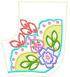 smallcollars038 embroidery design