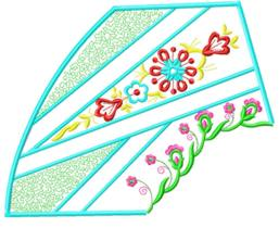 smallcollars050 embroidery design