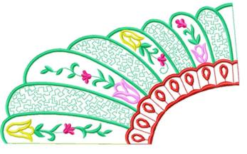 smallcollars055 embroidery design
