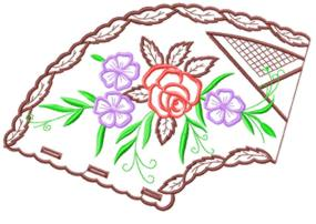 smallcollars058 embroidery design