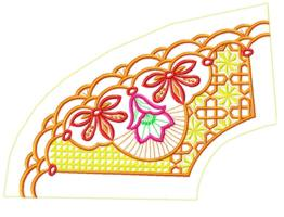 smallcollars059 embroidery design