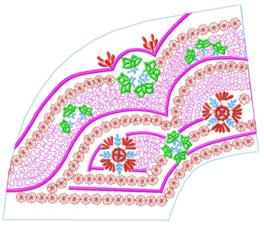 smallcollars061 embroidery design