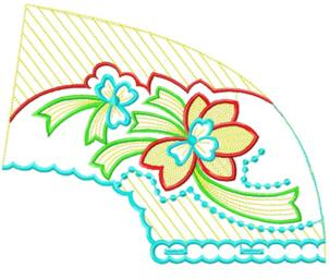 smallcollars074 embroidery design