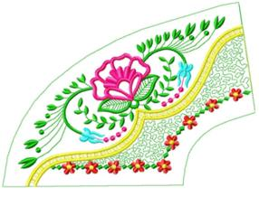 smallcollars076 embroidery design