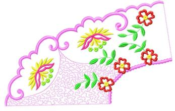 smallcollars084 embroidery design
