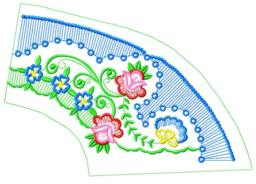 smallcollars100 embroidery design