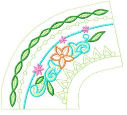 smallcollars105 embroidery design